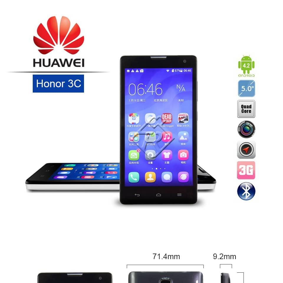 Los buenos resultados del Huawei Honor 3C han incrementado las expectativas en la empresa china.
