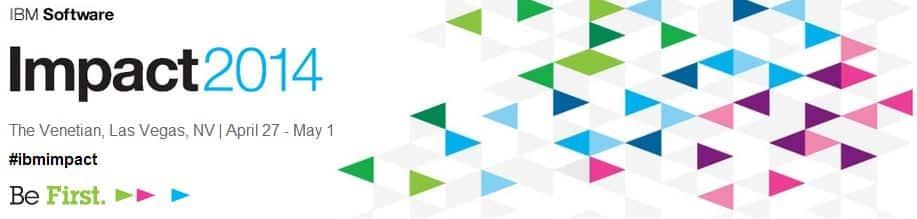 IBM Impact 2014 (Banner)