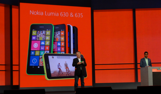 14b86a27208a Lumia 630 y 635  los primeros Windows Phone 8.1 de bajo costo