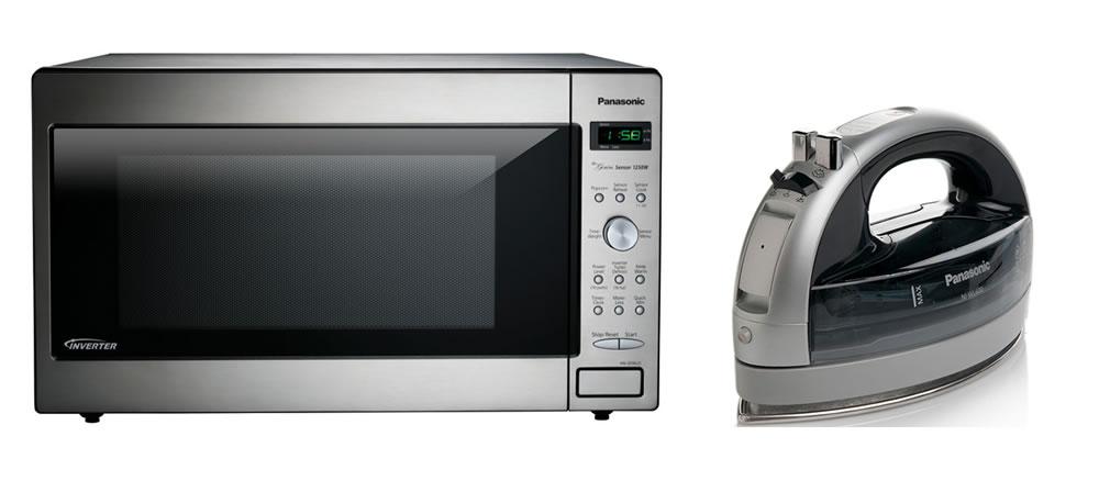 Panasonic superó varios años de perdidas a través de las buenas ventas de productos como los electrodomésticos.