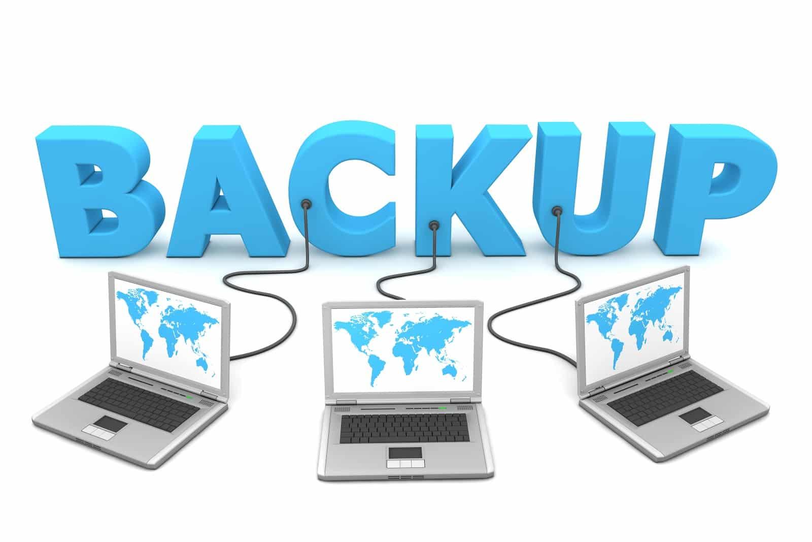 Recomendaciones Backup