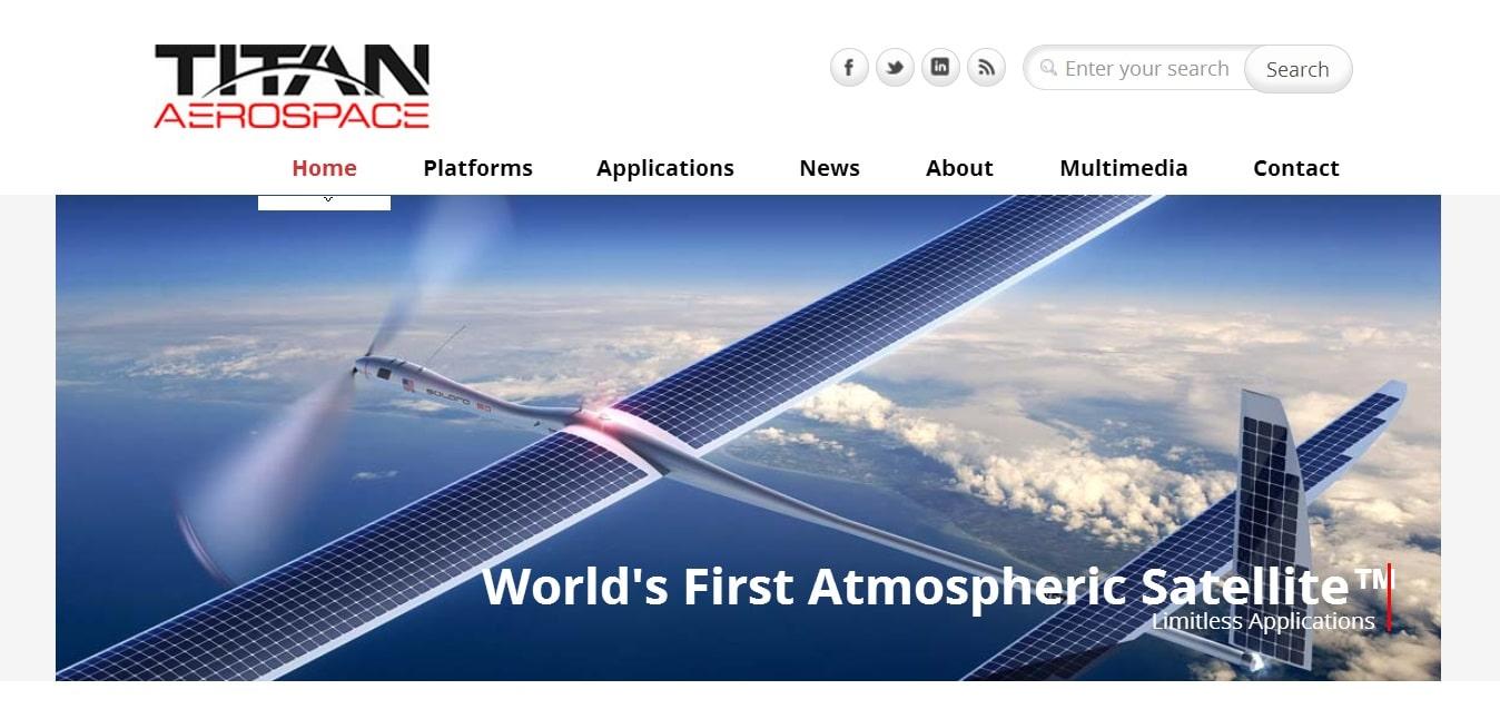 Google planea utilizar los conocimientos de los trabajadores de Titan Aerospace en el proyecto Loon.