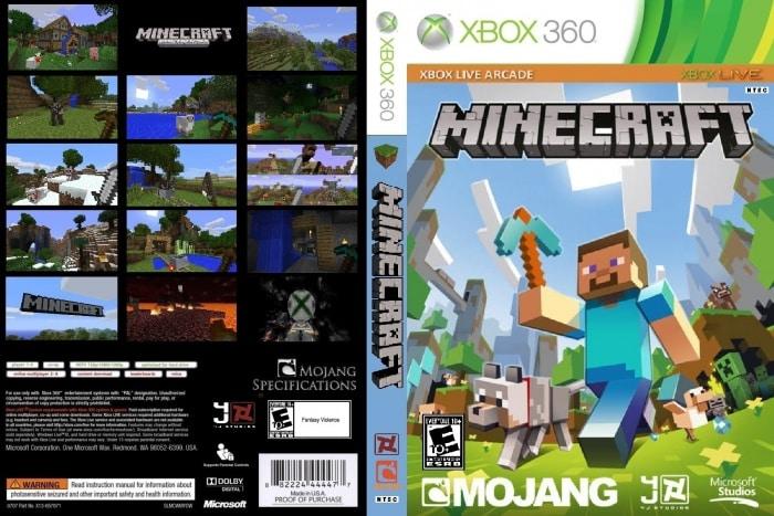 Minecraft para consolas es el preferido en Latinoamérica.