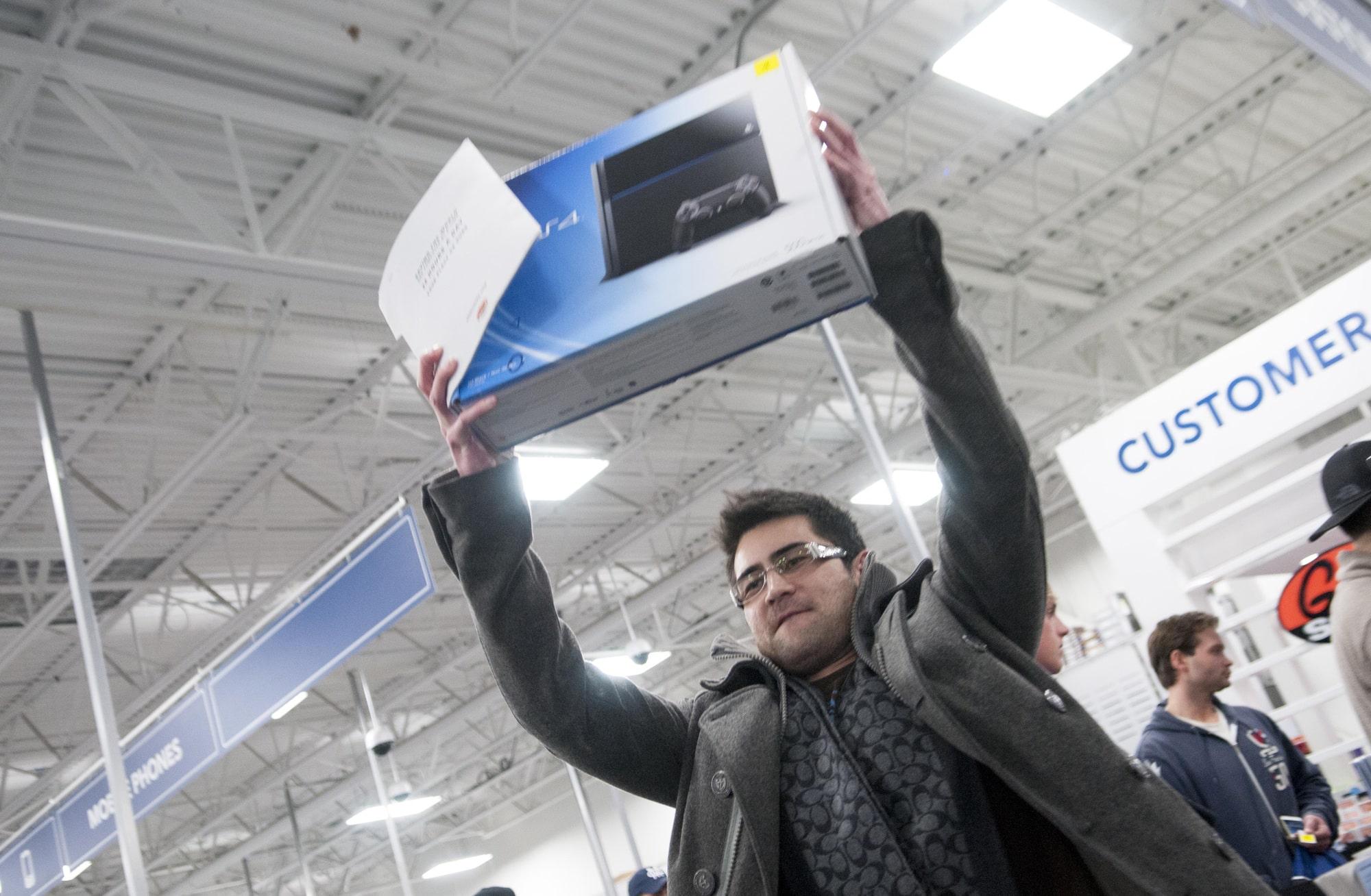 Sony ha vendido más de 7 millones de PlayStation 4.