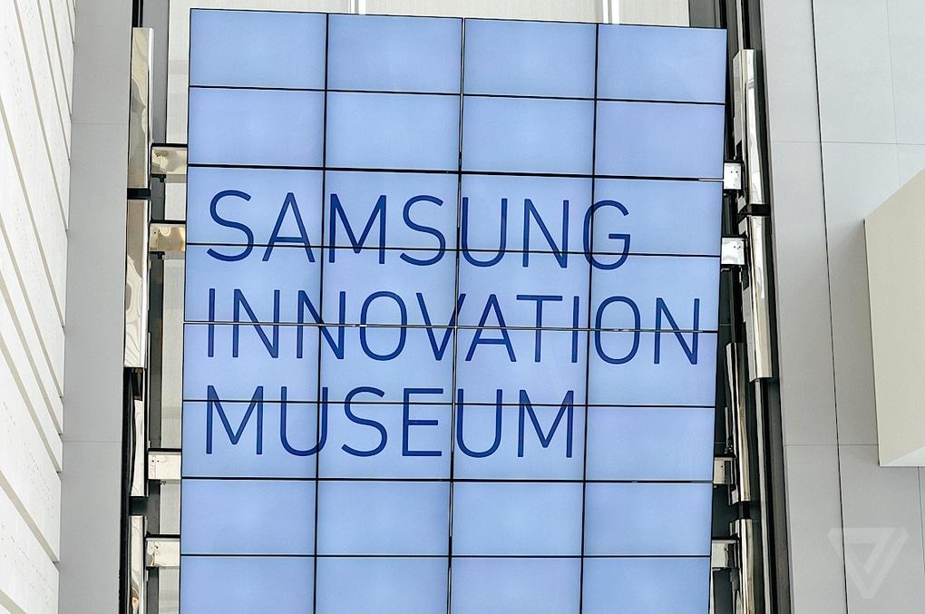 El Samsung Museum Innovatioin fue abierto a los visitantes para celebrar un nuevo aniversario de la empresa.