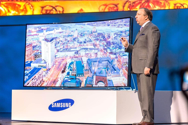 Samsung no obtuvo los ingresos que esperaba en el Q1 de 2014.