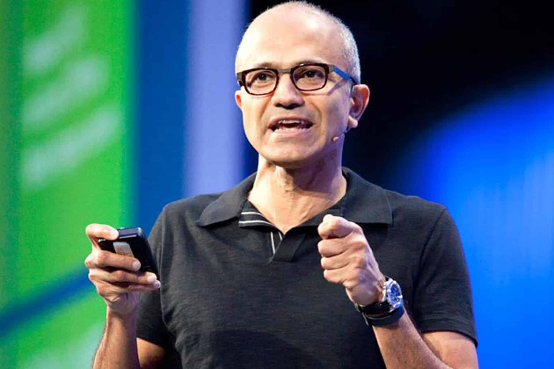 Satya Nadella pretende que Windows abarque todo tipo de dispositivos.