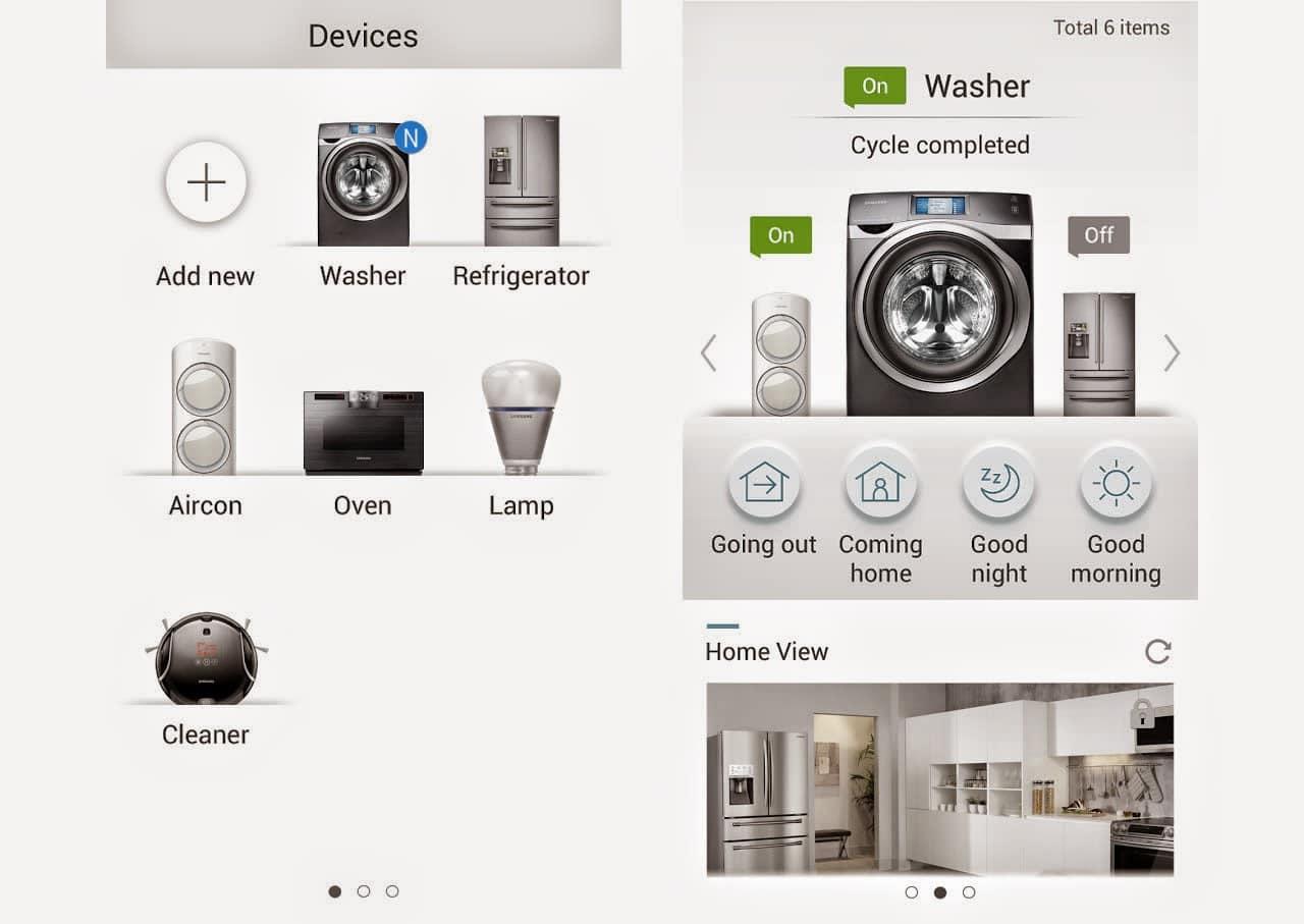Smar Home permitirá a usuarios manejar y sincronizar electrodomésticos desde cualquier equipo móvil.