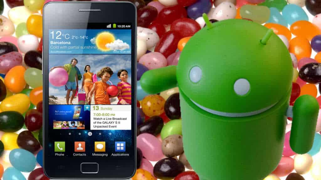 Android Jelly Bean continúa siendo la versión del sistema operativo de Google con mayor presencia en equipos móviles.