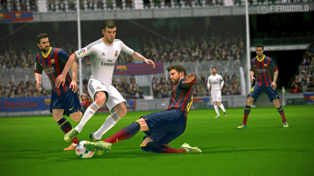 EA Sports FIFA World 01