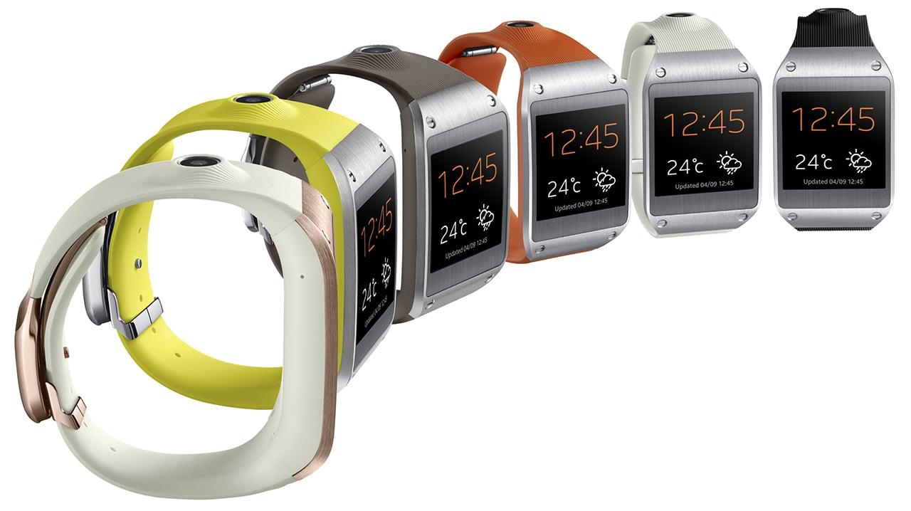 Los usuarios de los Galaxy Gear adoptarán a Tizen como sistema operativo con la nueva actualización.