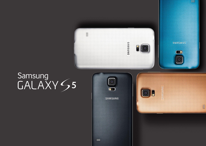 Samsung Galaxy S5 ha logrado vender más de 11 millones de unidades en un mes.