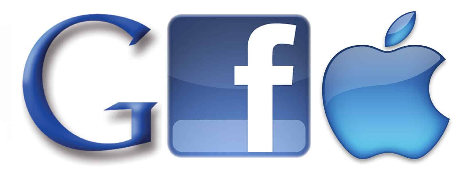 Google, Facebook, Apple y Microsoft han tomado la decisión de proteger los datos de sus usuarios.