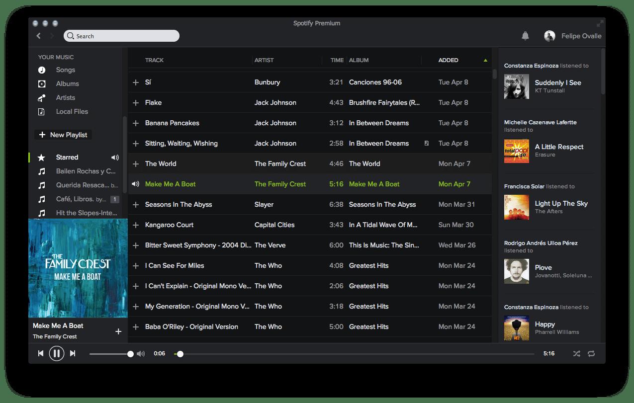 Como Cambiar A Spotify Premium En Iphone