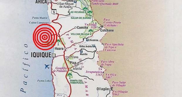Información sobre el sismo en el norte del país fue parte de lo más buscado en abril.