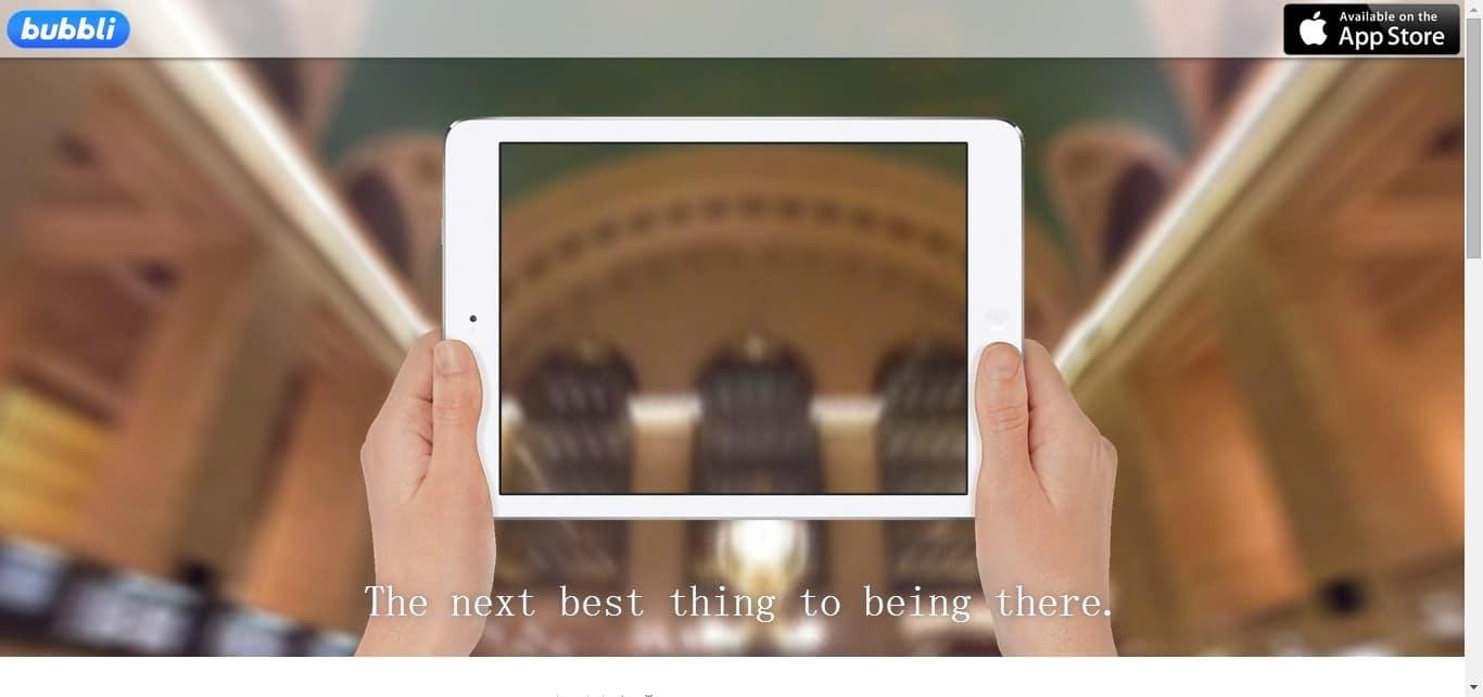Dropbox habria comprado Bubbli debido a su aplicación de transformar fotos 2D en imágenes tridimensionales.