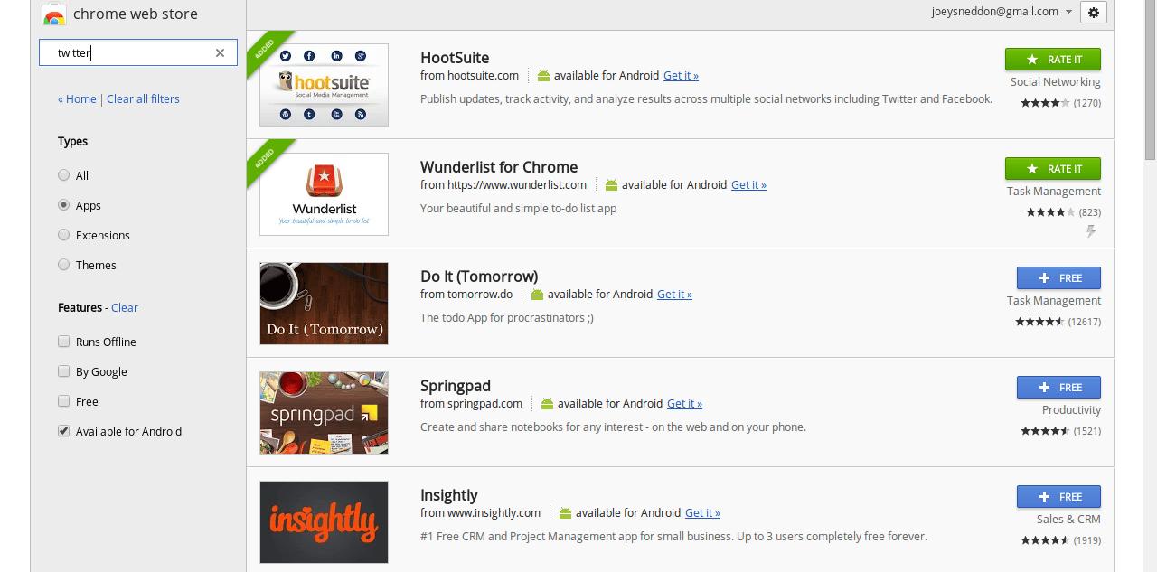 Chrome Store será la única tienda desde la cual los usuarios podrán descargar extensiones para el navegador de Google.