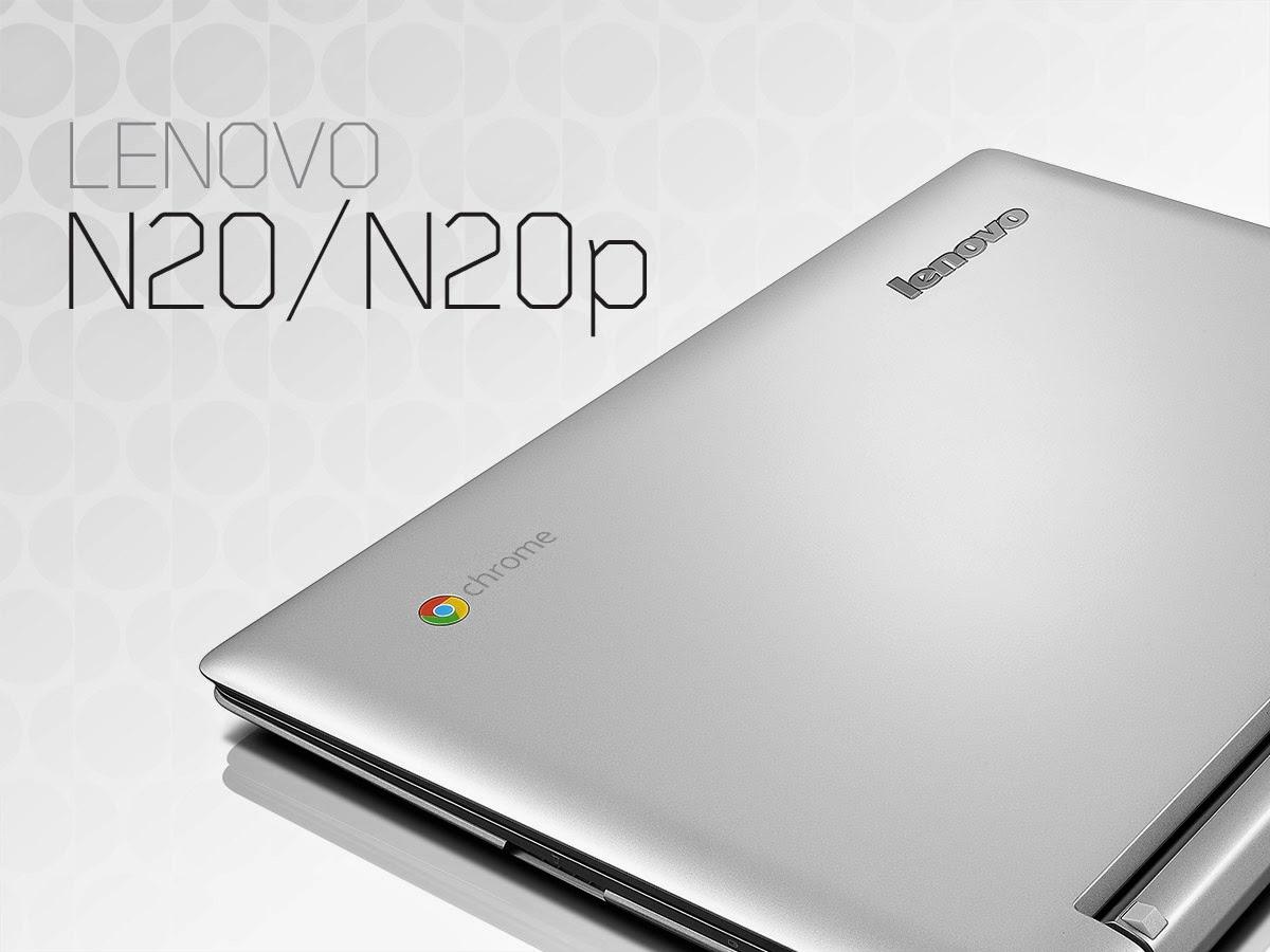Lenovo tomó la iniciativa de ampliar el mercado de los Chromebooks con el anuncio del N20 y el N20p.