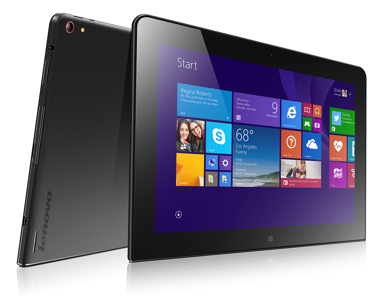 Lenovo ThinkPad 10 llegará al mercado a mediados de junio.