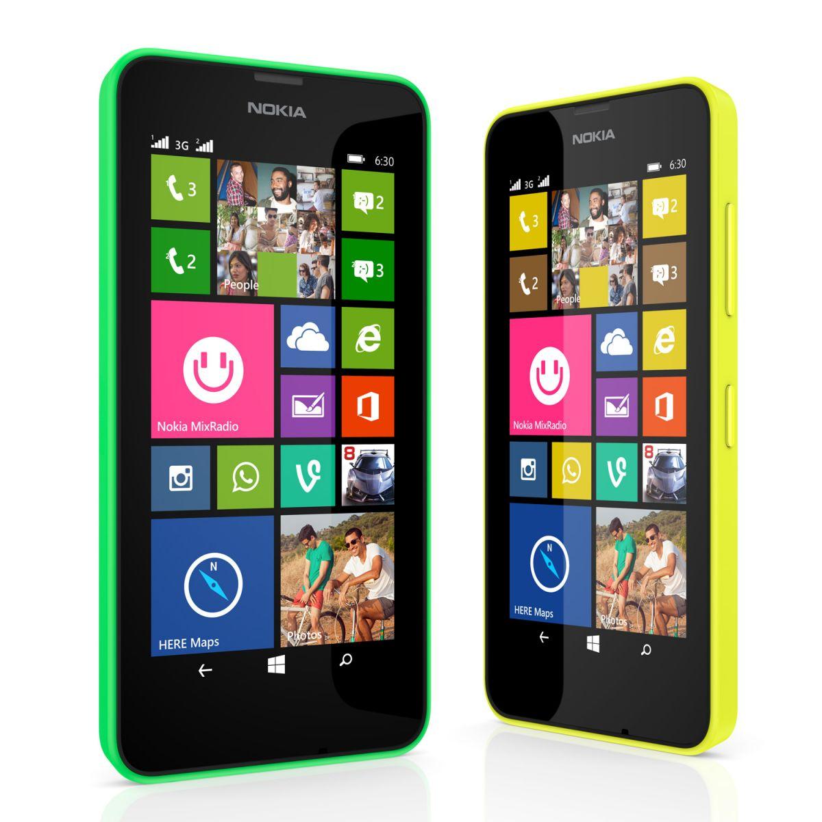 Nokia Lumia 630 tendrá un precio de 200 dólares en la India, de forma exclusiva.
