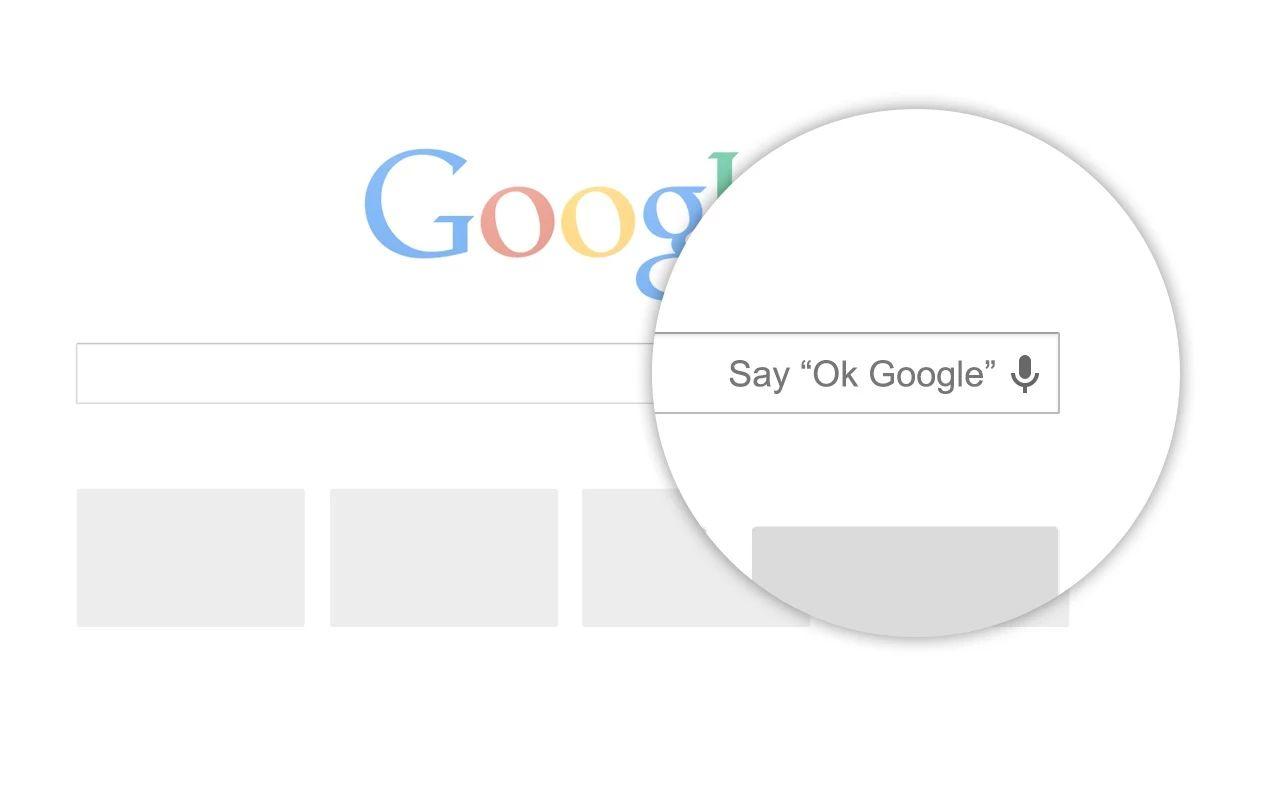 La función OK Google ahora está disponible en Chrome, y es posible que se extienda a otros servicios de la compañía.
