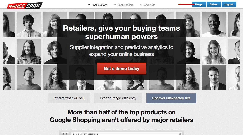 Google compró Rangespan para ampliar su servicio de compras online.