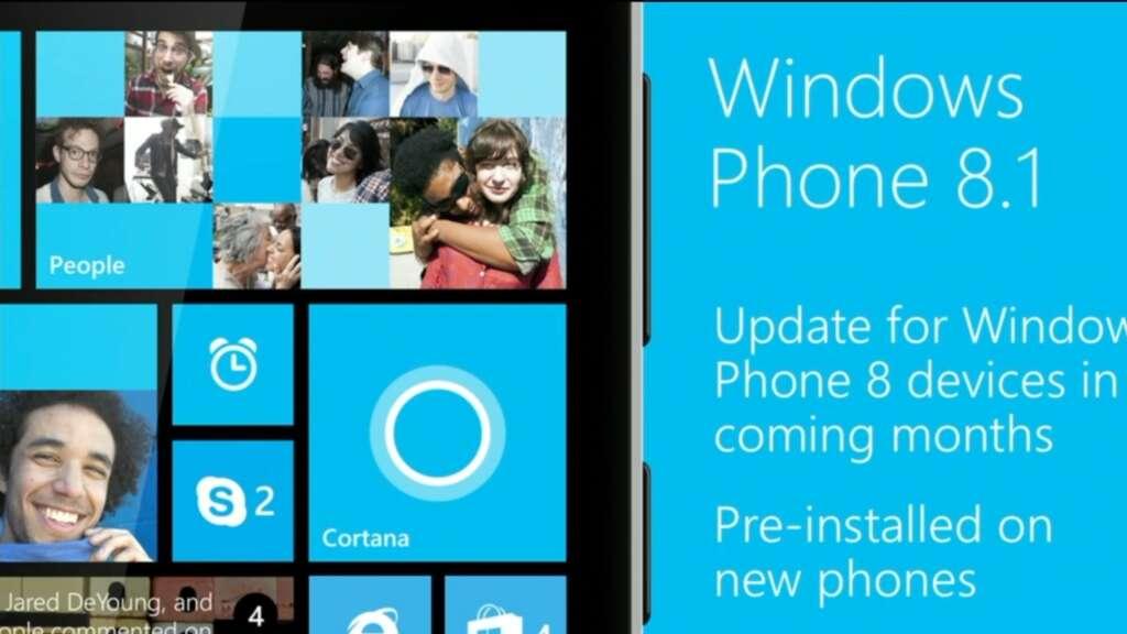 Windows Phone 8.1 podrá ser descargada desde el 24 de junio para usuarios con equipos compatibles.