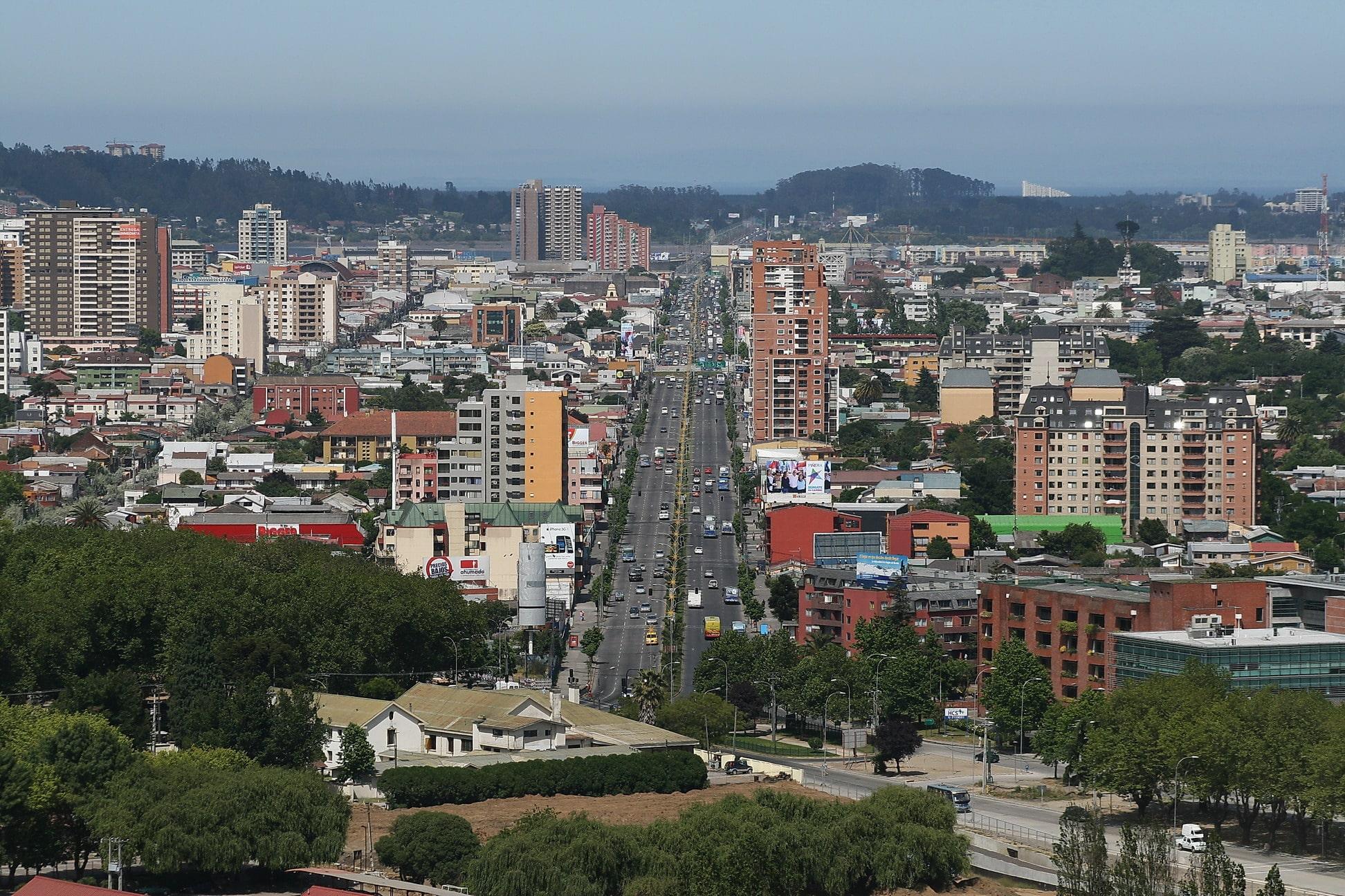 Chile tiene planes de convertir a concepci 243 n en una ciudad