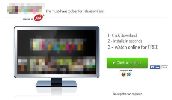 Así lucen algunas de estas falsas Web que prometen streaming del Mundial de Fútbol.