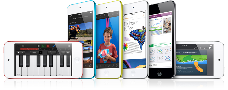 Ipod Touch colores 2014 ohmygeek 02