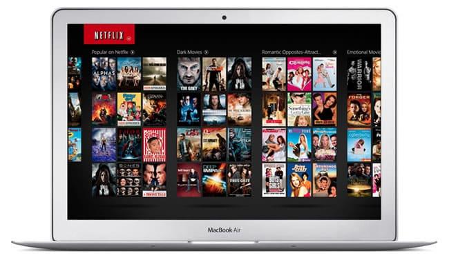 Netflix en Safari: La adopción de Netflix al HTML5 abre las puertas para que otros sistemas operativos también puedan tener el servicio.