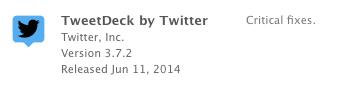 TweetDeck Update XSS Hack