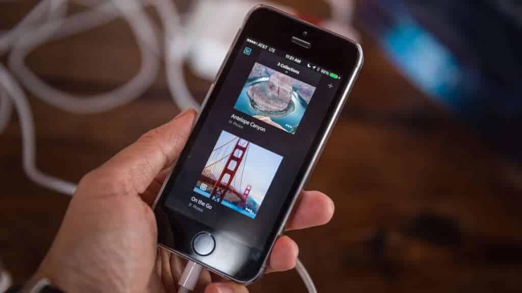 Adobe expandió Lightroom y otras herramientas hacia móviles.