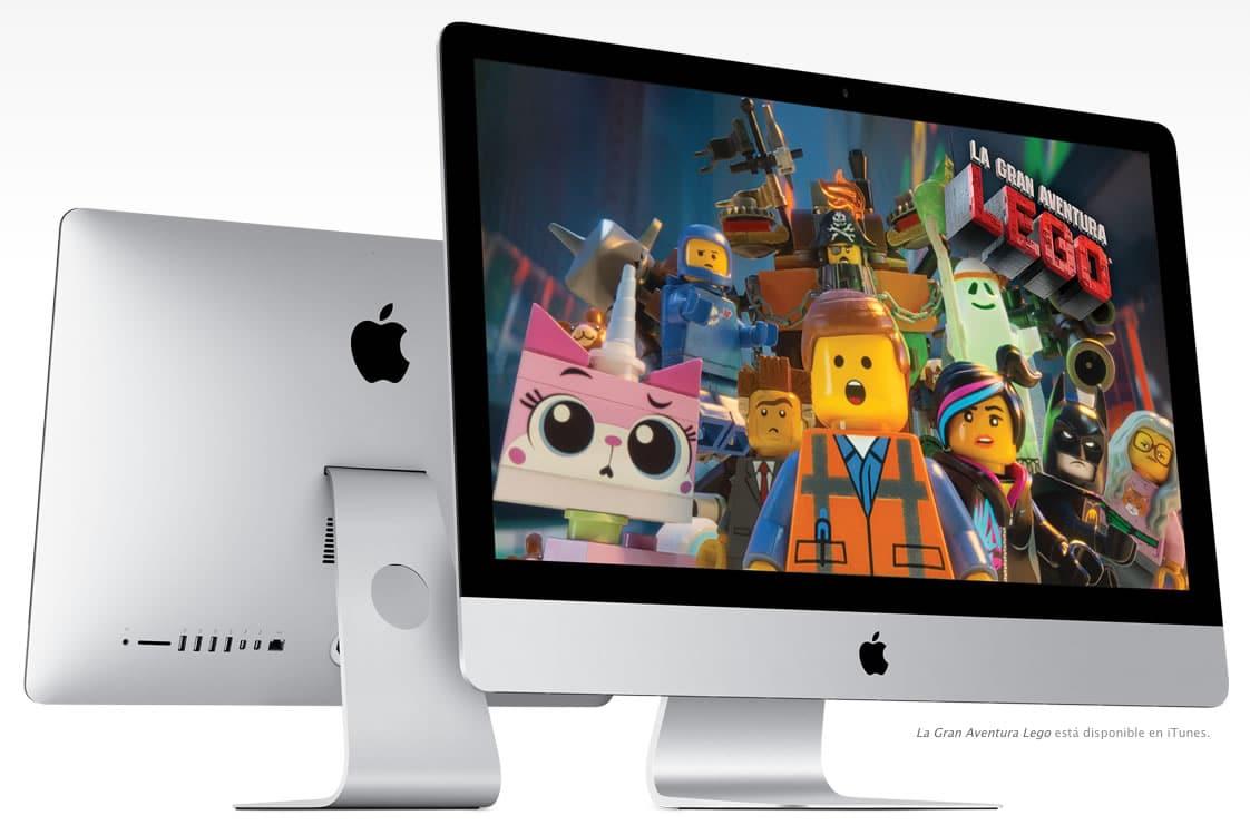 iMac de 1099 USD