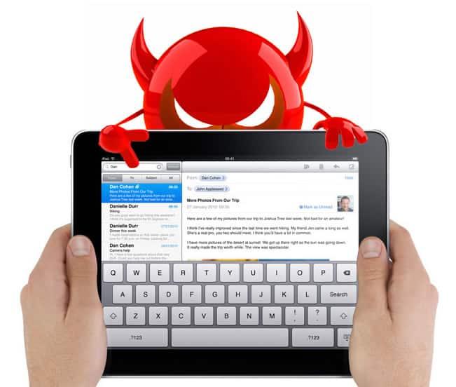Este ransomware que secuestra dispositivos Apple, lo hace a través de correos falsos que solicitan tu Apple ID.