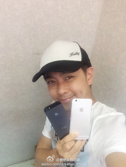iPhone 6 Jimmy Lin 01