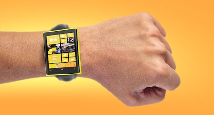 Al parecer Satya Nadella tiene como estrategia que Microsoft esté presente en todos los soportes, incluidos los relojes inteligentes.