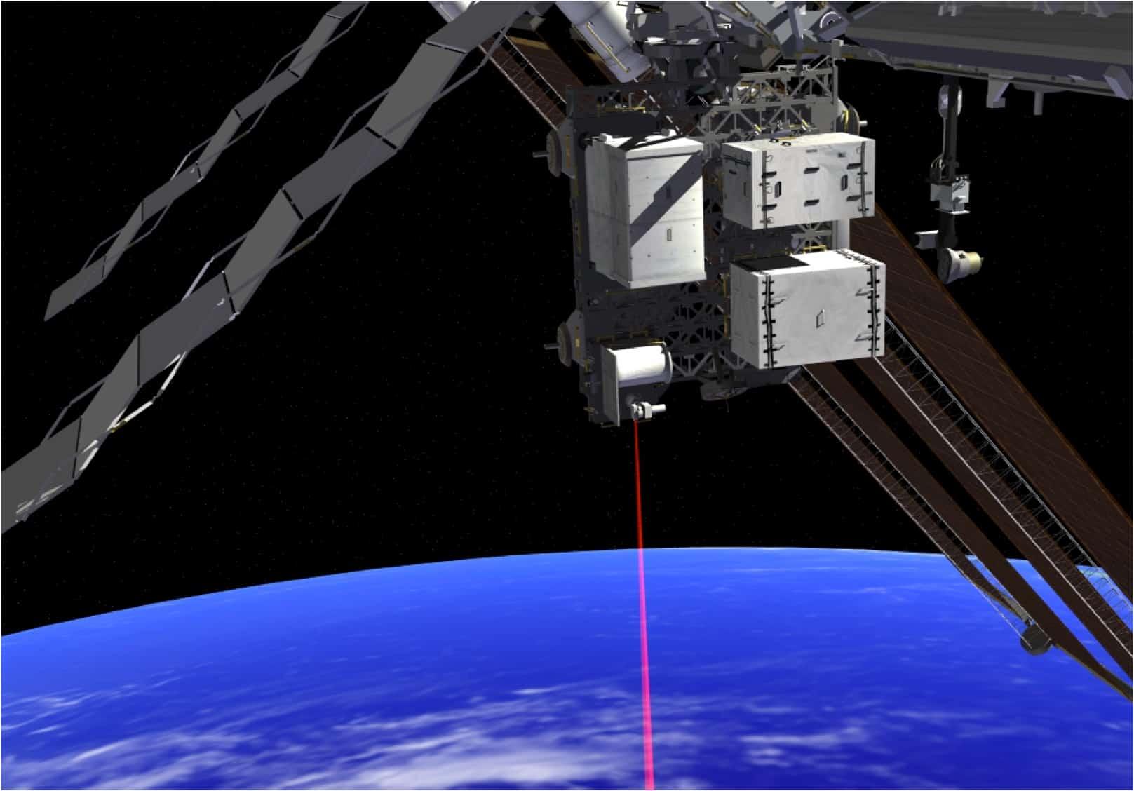 Transmisión de videos con láser por parte de la NASA.