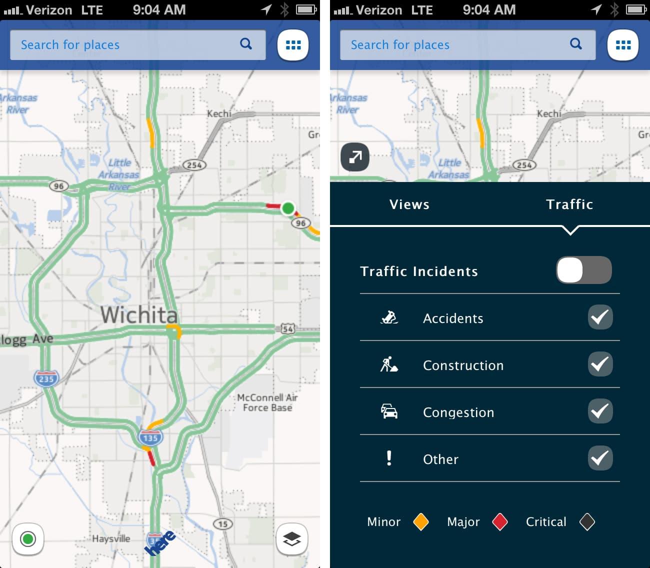 Nokia pretende mejorar funciones de localización en Here Maps con la compra de Medio Systems.
