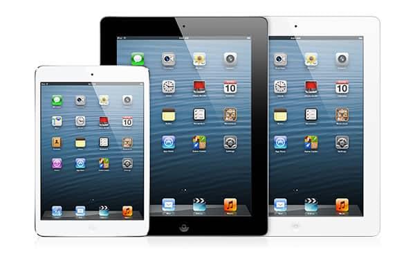 Independiente a la baja en ventas del iPad, el mercado de las tabletas sigue creciendo.