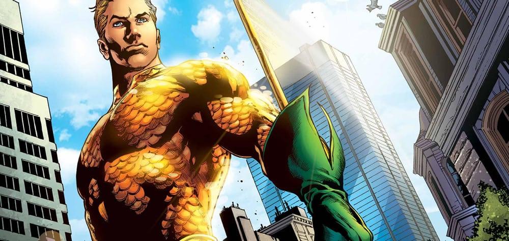 Aunque se vea extraño, Aquaman era el superhéroe número 1, antes que Superman.