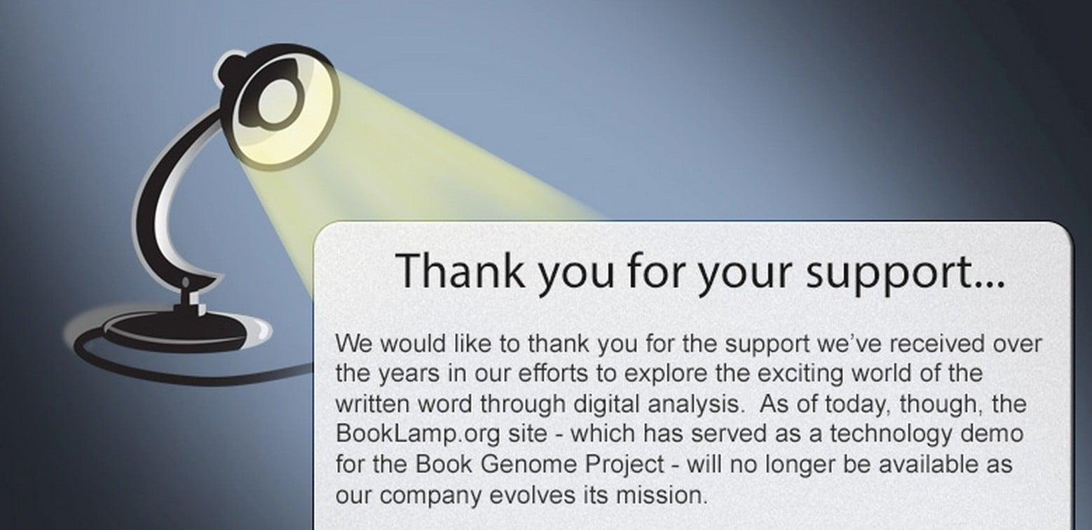 BoolLamp publicó un mensaje donde agradece a los usuarios, pero no indica de su unión a Apple.