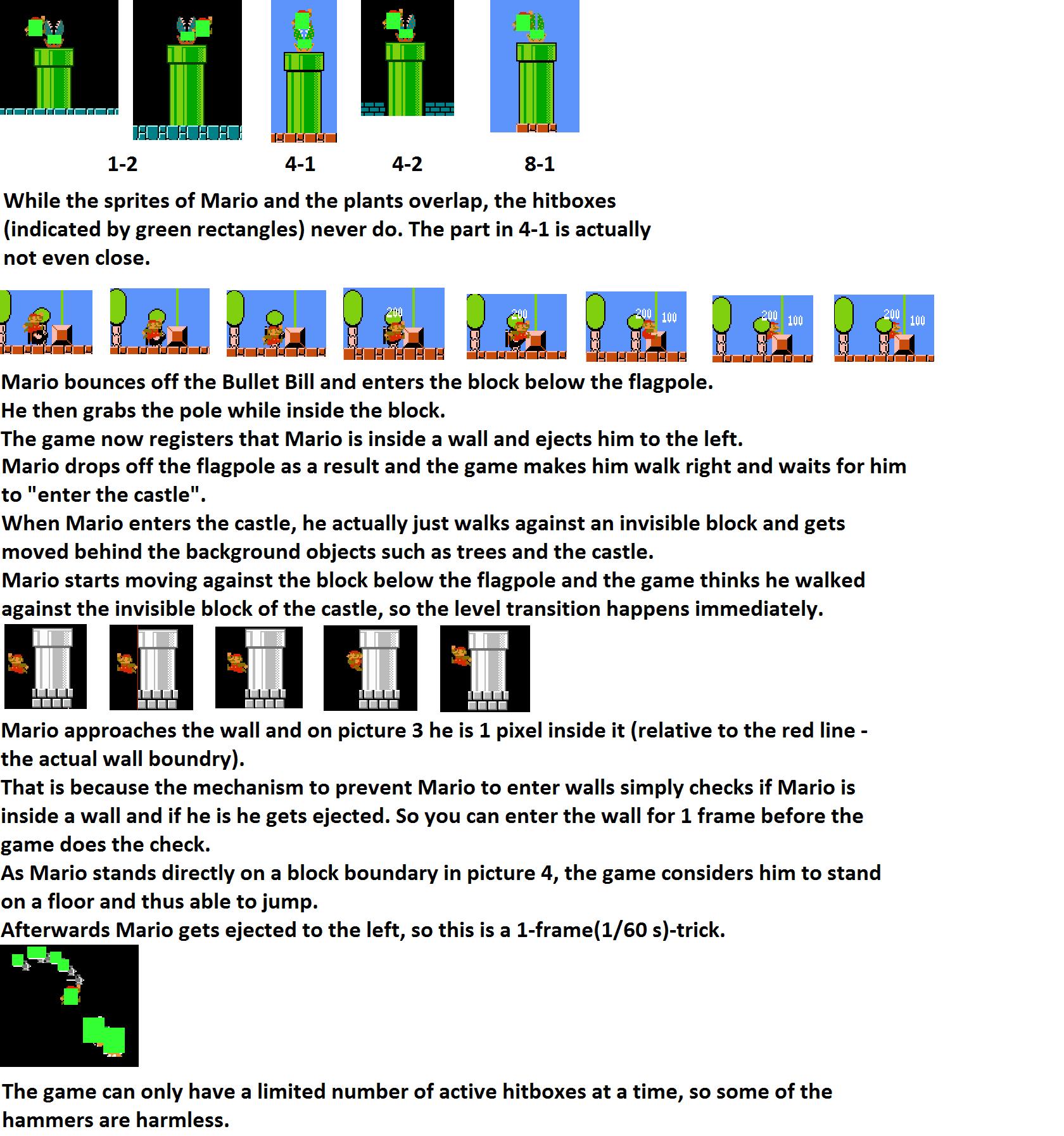 Blubbler tuvo que explicar con detalles su logro en Super Mario Bros frente los escépticos.