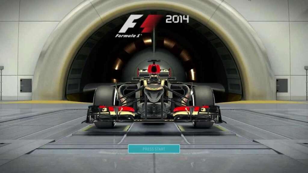 F1 2014 Codemaster