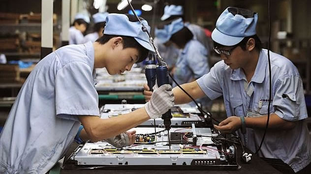 Distintas empresas de tecnología han caído en proveedores chinos que contratan niños para sus labores.