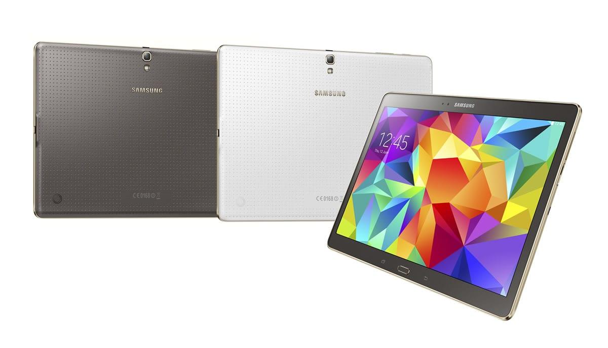 Galaxy Tab S 10.5''.