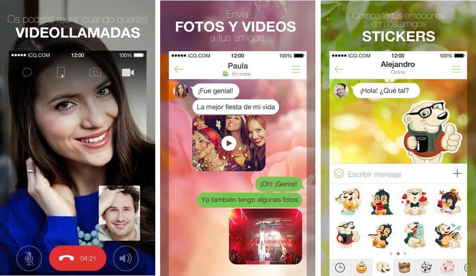 ICQ Moviles iOS OhMyGeek