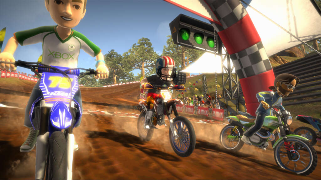 Motocross Madness es uno de los dos videojuegos que podrás descargar gratis en agosto.