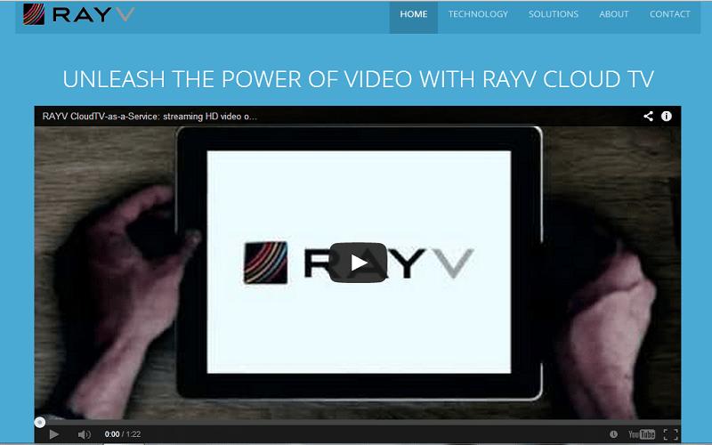 Yahoo! con la compra de RayV espera desarrollar una plataforma de reproducción de videos.