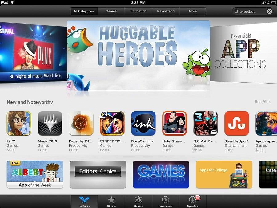 Estudio de Adjust: App Store ya tiene un catálogo con más de 1,2 millones de aplicaciones.